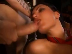DIRTY SCHOOL GIRL GETS... video