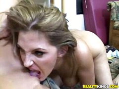 Roxanne Hall and Lily ... video