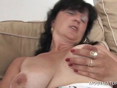 masturbation, toys, granny, older