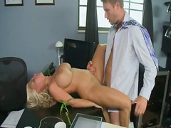 sperm, milf, hardcore, oral, blonde, hard