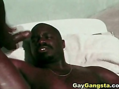 Gay Gangsta Deepthroat...