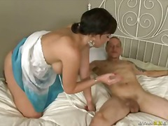 Yobt Movie:Brunette Honey Brooke Adams de...