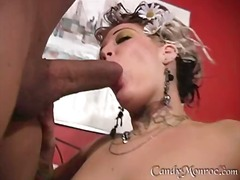 CAndy Monroe hawt Babe... video