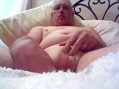 solo, mature, gay, masturbation