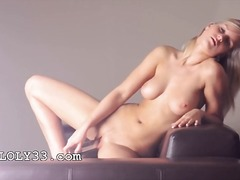 toy, blonde, toys, pussy-eating,