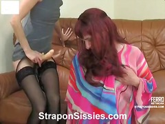 girl-on-girl, transvestite, asian