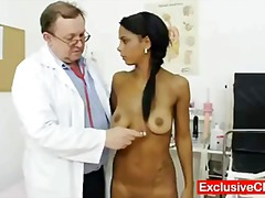 pussy-eating, vagina, hospital, doctor