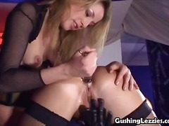 WinPorn Movie:Lesbos in sexy stockings open ...