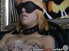 Young geek submissive ... video