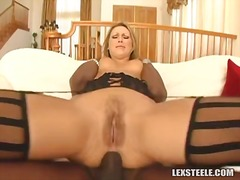 Lex Steele and Mandy bright doubled by wang and vibrator