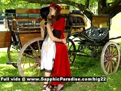 DrTuber Movie:Ashley and Juliette from sapph...