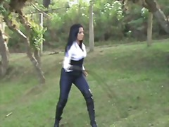 Xhamster - Latin mistress punishe...