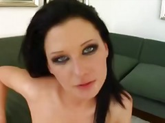 cumshot, threesome, pornstar,
