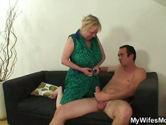 Mother in law desires ... preview