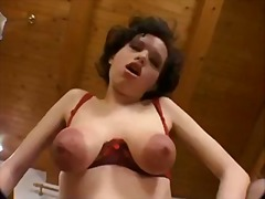Big tit preggy video