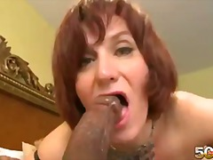 interracial, mom, milf