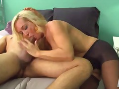 Barbi Banks 40 Something In What Daughter Does Mom Does Better