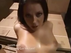 penny flame, brunette, big-tits