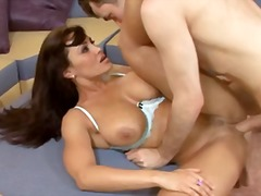 Thumb: Lisa Ann loves takin a...