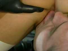 latex, anal, uniform, threesome,