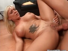 milf, blowjob, sucking, threesome