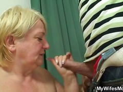 WinPorn Movie:Old pussy needs cock