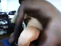 booty, ass, anal, blonde, gets