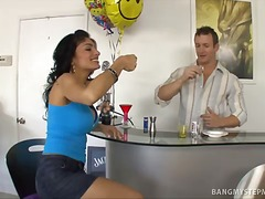 Over Thumbs Movie:Hot Milf Is Fucked By Studly S...