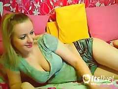Over Thumbs Movie:Alice21 Webcam Show Feb 9 part...