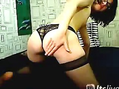 Over Thumbs Movie:Mollys Place 's Webcam Show Ju...