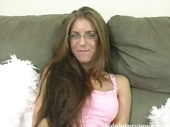 Thumb: Teen in pink panties b...