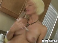 Thumb: Hot blonde Michelle We...