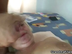 hardcore, granny, threesome, blonde, amateur