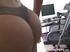 interracial, black, bubble-butt, pov