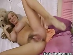 Busty babe Mary Fox on... preview