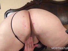 masturbation, older, mature, granny