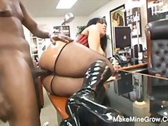 big-tits, black, facials, big-boobs,
