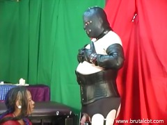 Dark domme hangs the m... preview