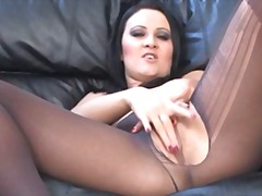 stockings, fetish, horny,