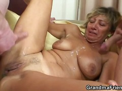 ProPorn Movie:Gotta fuck the hot granny