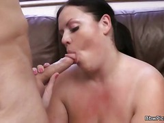 ProPorn Movie:BBW hottie snapped and nailed