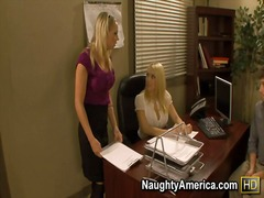Yobt TV Movie:Kagney Linn Karter and Shawna ...