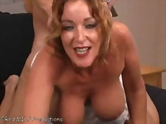 Mature Wife Creampied