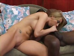 Interracial milf. BdS video
