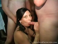 facial, blowjob, bukkake, british,