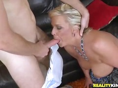 Great breasted MILF Ca...