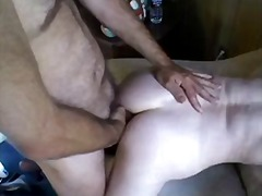 Mature Blonde Gets Anal video