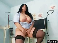 busty, fetish, mature, uniform,