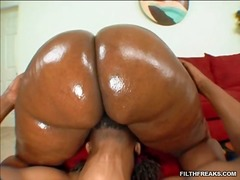 butt, girl-on-girl, nice, face-fucking, anus, worship, rimjob, asslick, ass-licking, ass, booty, porno, pussy-eating, facesitting, afro, black, big-tits