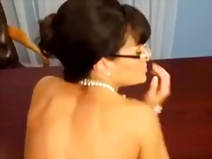 lisa ann,  domination, pov